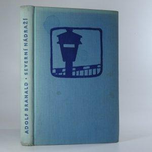 náhled knihy - Severní nádraží