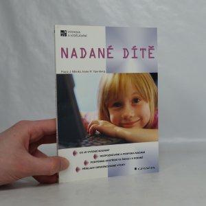 náhled knihy - Nadané dítě