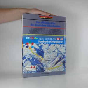 antikvární kniha Offizieller DSV-Atlas Ski Winter 1990, 1990