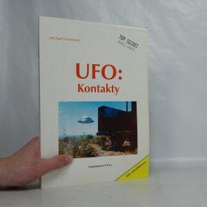 náhled knihy - UFO : kontakty