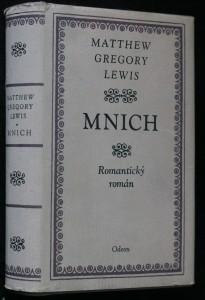náhled knihy - Mnich : romantický román