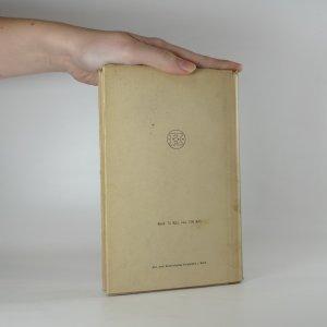 antikvární kniha Veliký orloj, 1949