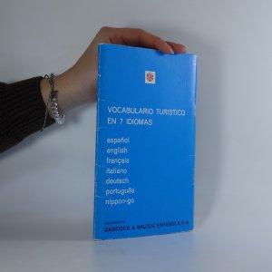 náhled knihy - Vocabulario turistico en 7 idiomas
