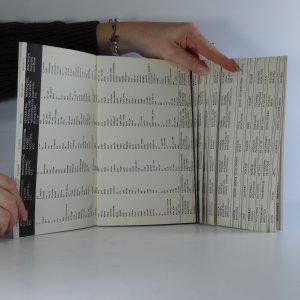 antikvární kniha Vocabulario turistico en 7 idiomas, neuveden