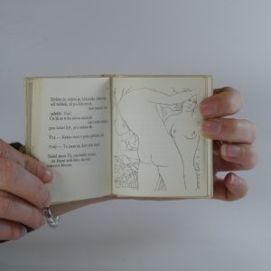 antikvární kniha Zaslíbení. výbor z milostné poezie, 1976