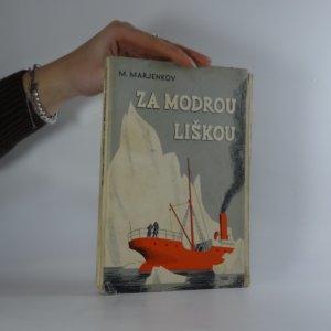 náhled knihy - Za modrou liškou