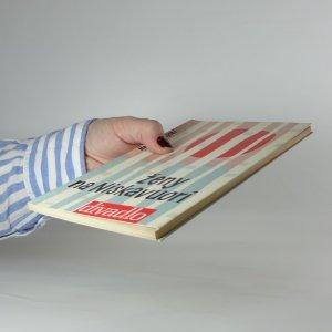 antikvární kniha Ženy na Niskavuori, 1961