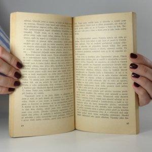 antikvární kniha Život nahoře, 1969