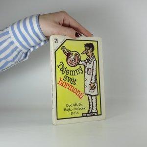 náhled knihy - Tajemný svět hormonů
