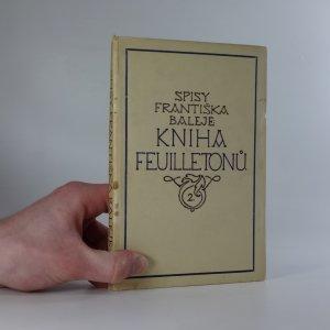 náhled knihy - Kniha feuilletonů
