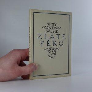 náhled knihy - Zlaté péro