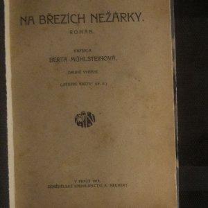 antikvární kniha Na březích Nežárky, 1918