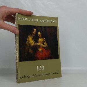 náhled knihy - 100 Schilderijen, Paintings, Tableaux, Gemälde