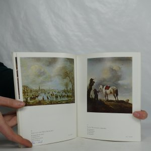 antikvární kniha 100 Schilderijen, Paintings, Tableaux, Gemälde, neuveden