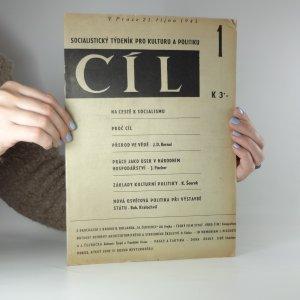 náhled knihy - Cíl. Číslo 1 (21.10.1945)