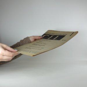 antikvární kniha Cíl. Číslo 1 (21.10.1945), 1945