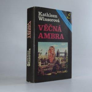 náhled knihy - Věčná Ambra