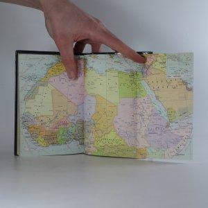 antikvární kniha Vreckový atlas sveta, 1981