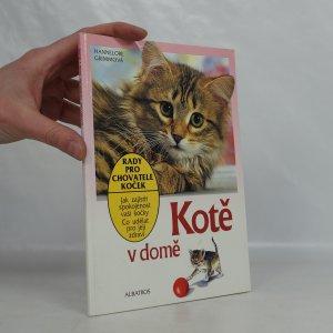 náhled knihy - Kotě v domě