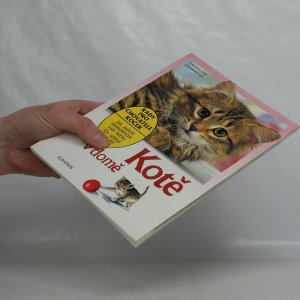 antikvární kniha Kotě v domě, 1998