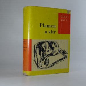 náhled knihy - Plamen a vítr