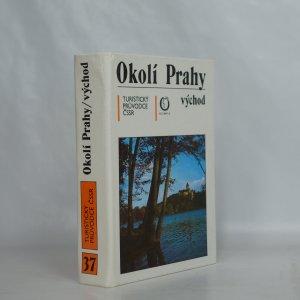 náhled knihy - Okolí Prahy - východ