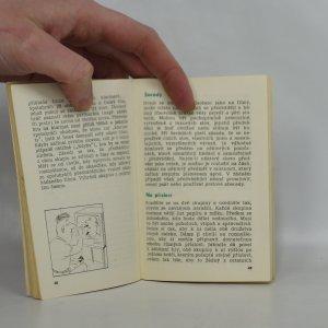 antikvární kniha Veletucet her a závodů pro klubovnu a hřiště, 1971