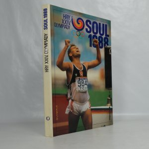náhled knihy - Hry 24. olympiády Soul 1988