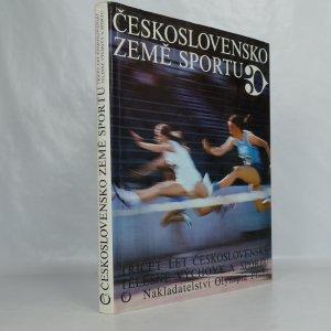 náhled knihy - Československo země sportu