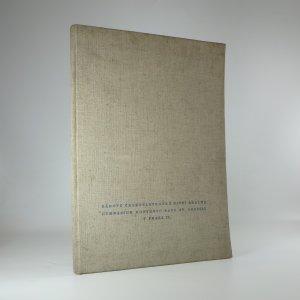 náhled knihy - Řádové československé dívčí reálné gymnasium konventu řádu sv. Voršily v Praze II
