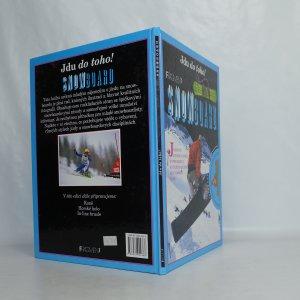 antikvární kniha Snowboard, 1998
