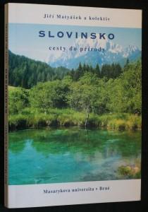 náhled knihy - Slovinsko, cesty do přírody