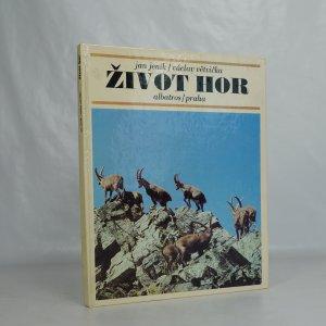 náhled knihy - Život hor