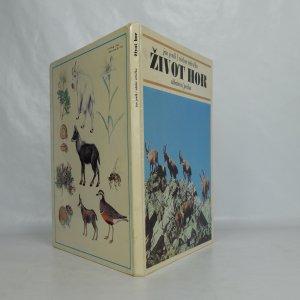antikvární kniha Život hor, 1983