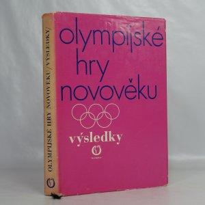 náhled knihy - Olympijské hry novověku. Výsledky