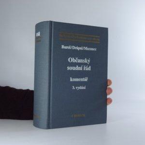 náhled knihy - Občanský soudní řád: komentář