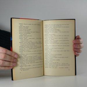 antikvární kniha Křišťálová noc, 1961