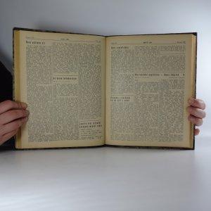 antikvární kniha Nový lid. List pro vzdělání a mravní obrození lidu. (rok 1933, XXX. ročník), 1933