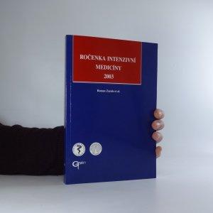 náhled knihy - Ročenka intenzivní medicíny