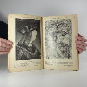 antikvární kniha Grosse Deutsche in Bildnissen Ihrer Zeit, 1936
