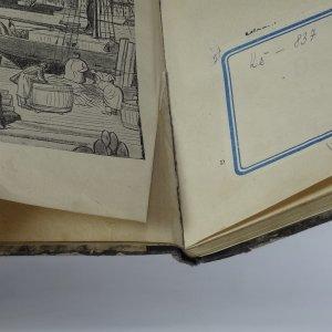antikvární kniha Za modrou liškou, 1945