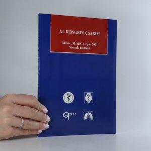 náhled knihy - XI. Kongres ČSARIM. Liberec, 30. září - 2. října 2004. Sborník abstrakt.