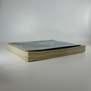 antikvární kniha Graphis. Ročník 29. (Chybí číslo 165. 5 svazků), 1973, 1974