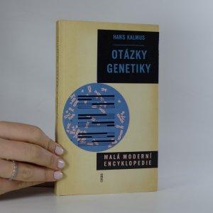náhled knihy - Otázky genetiky