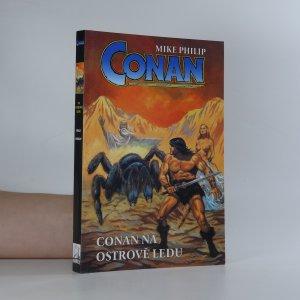 náhled knihy - Conan na Ostrově ledu