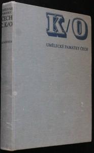 náhled knihy - Umělecké památky Čech 2
