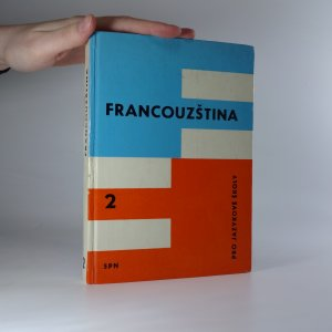 náhled knihy - Francouzština pro jazykové školy 2