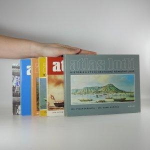 náhled knihy - Atlas lodí. 1.-6. díl. (6 dílu v 6 svazcích).