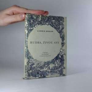 náhled knihy - Hudba, život, sny