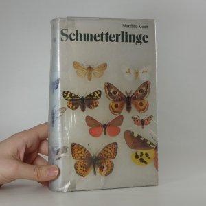 náhled knihy - Schmetterlinge